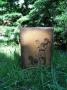 """Обложка на паспорт """"Удача джентельмена"""" (печать) 14-16-03"""