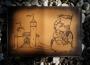"""Обложка для паспорта """"Благородство сердца"""" (печать) 14-15-06"""