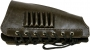 Патронташ на приклад на 6 патронов коричневый 5092/2