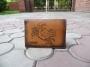 """Обложка на паспорт Зодиак """"Рак"""" (печать) 14-04-04"""