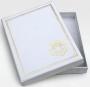 Упаковка подарочная мал. (бел.) 03-04 (M)