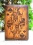 """Обложка для паспорта """"Король"""" 14-16-03"""