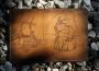 """Обложка для паспорта """"Минута славы"""" (печать) 14-05-09"""