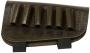 Патронташ на приклад на 6 патронов коричневый 5080/2